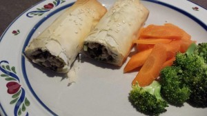 Recipe Chicken Rolls