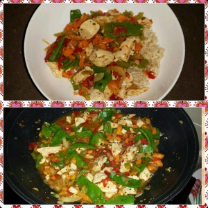Recipe Chicken Stir-Fry